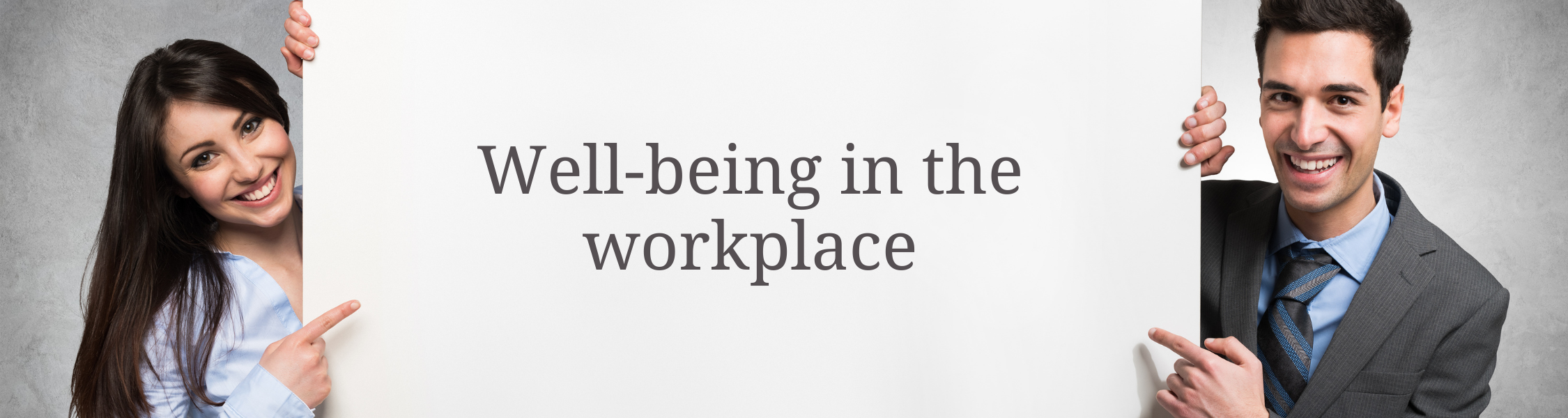 well-being at workplace